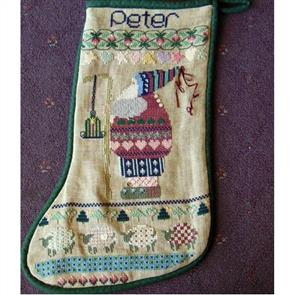 Shepherds Bush Stocking - Peter's Stocking