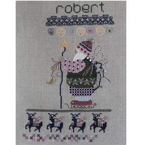 Shepherds Bush Stocking - Robert's Stocking