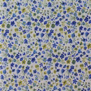 Sevenberry  Spring Floral - Blue