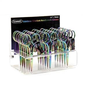Trendy Trims  Rainbow Needlework Scissor
