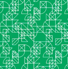 Andover Fabric  Alison Glass Hopscotch 24 Pony Boy - Green