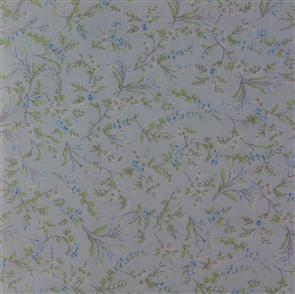 MISC  Shabby Chic - Treasures - Small Wildflowers Blue