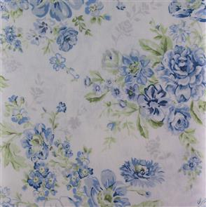 MISC  Shabby Chic - Treasures - Wildflowers Blue