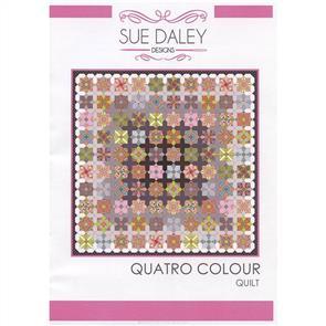 Sue Daley Quatro Colour Quilt Template Kit