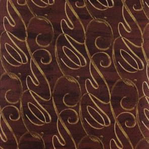 Studio E Fabrics  Studio E Fabric - Chocolate Love - Swirls Brown