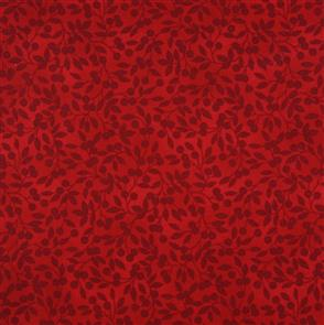 Studio E Fabrics  O Christmas Tree - 2205 Red