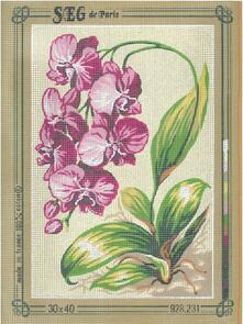 SEG De Paris  Tapestry Canvas 30X40 #231