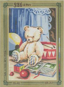 SEG De Paris  Tapestry Canvas 30X40 In My Room