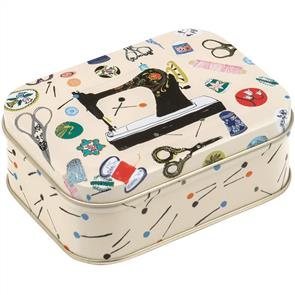 MISC  Sewing Box / Tin