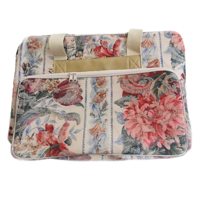Trendy Trims Sewing Machine Bag - Floral