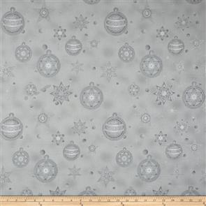 Stof Fabric  - Amazing Stars - 1801 Grey