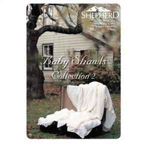 Shepherd Book 1004 Baby Shawls Collection 2