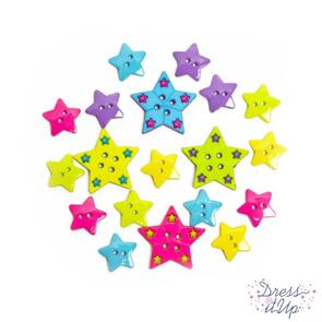 Dress It Up  Embellishments - Shooting Stars