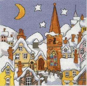 Michael Powell  Church Cross-Stitch Chart