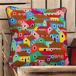 Ehrman Tapestry Kit - Shanty Town
