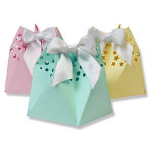 Sizzix Thinlits Die - Star Gift Bag