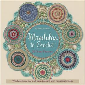 St. Martin's Books Mandalas To Crochet