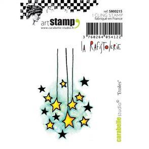 Carabelle Studio Rubber Stamp - Stars