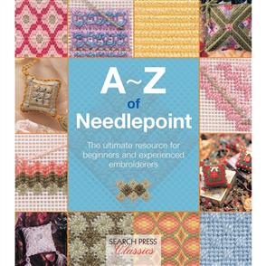 A-Z Books  Search Press Books - A-Z Of Needlepoint