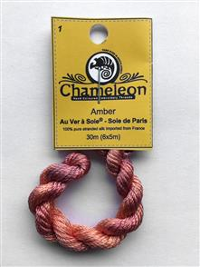 Chameleon Silk de Paris - Stranded Thread
