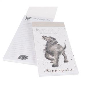MISC Wrendale Designs: Shopping Pad - Dog