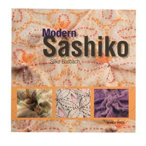 Search Press  Modern Sashiko - Silke Bosbach