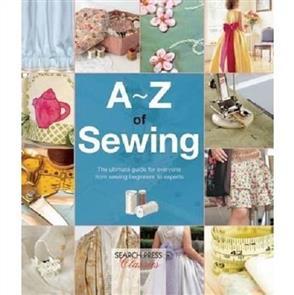 A-Z Books  A-Z of Sewing