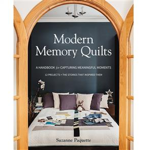 MISC Modern Memory Quilts - Suzanne Paquette