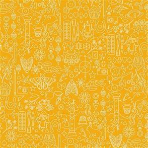 Andover Fabric  Sun Print - 9036