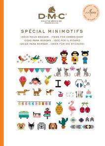 DMC Cross Stitch Book - Special Mini Motifs