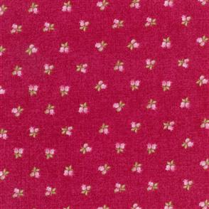 Red Rooster  Fabric - Symphony Rose - 25378