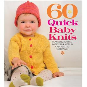 Sixth & Springs 60 Quick Baby Knits