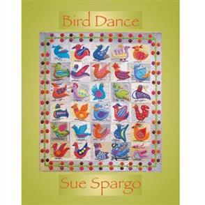 Sue Spargo Bird Dance