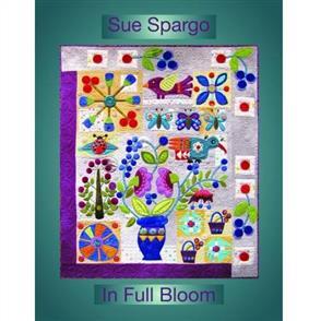 Sue Spargo In Full Bloom