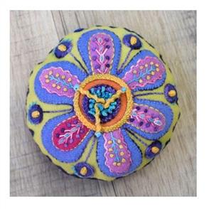 Sue Spargo Flower Pincushion