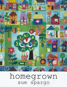 Sue Spargo  Home Grown