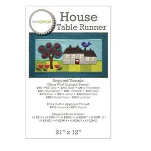 Sue Spargo House Table Runner