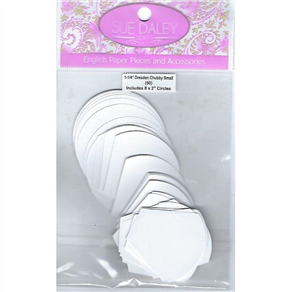 """Sue Daley English Paper Pieces - Dresden Chubby Small 1-1/4"""""""