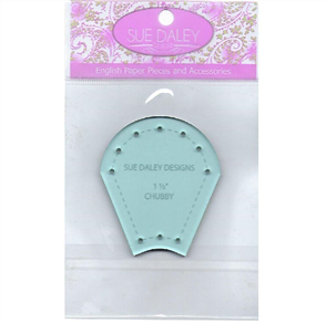 """Sue Daley Template - Chubby 1-1/2"""""""