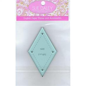 Sue Daley  Template - Six Pointed Star 1-1/2""