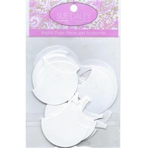 "Sue Daley  English Paper Pieces - 2"" Clamshell"
