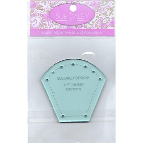 """Sue Daley Template - Chubby Dresden 1-3/4"""""""