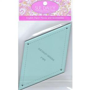 """Sue Daley  Template - 6 Pointed Star 3"""""""