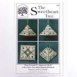 The Sweetheart Tree  Pretty Pyramid #3 - Shamrocks Rock!