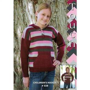 Touch 028 Children's Hoodie