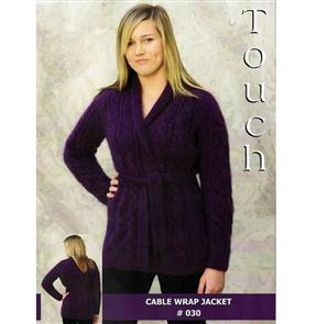 Touch Pattern T030 Cable Wrap Jacket