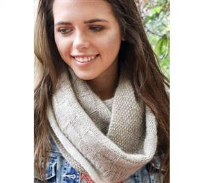 Touch Pattern 061 Possum Infinity Scarf