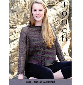 Touch Pattern 080 Adrianna Jumper