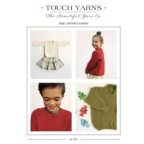 Touch Pattern 098 - Captain's Jumper