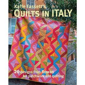 Kaffe Fassett 's Quilts in Italy